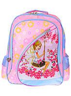 Школьный рюкзак «Q&Q» розовый, фото 1