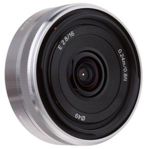 Объектив для видео/фотоаппарата Sony SEL-16F28 - Модный Магазин в Хмельницком