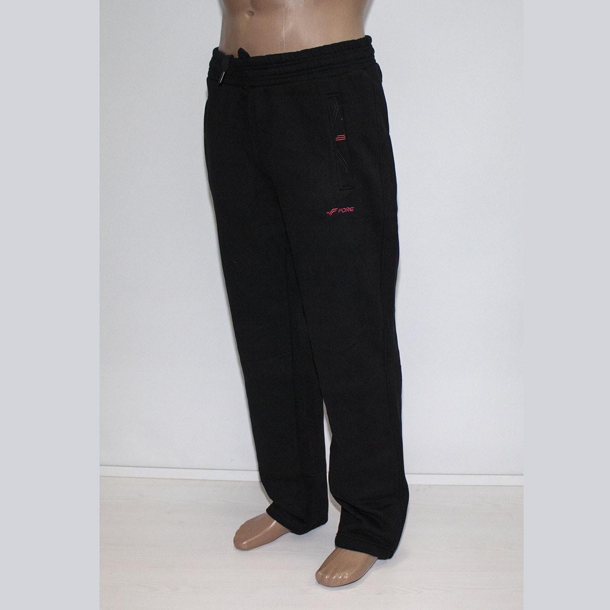 Мужские зимние спортивные штаны трехнитка фабрика Турция тм. FORE 1147