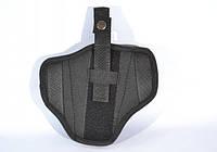 Кобура поясная Бабочка синтетическая черная, фото 1