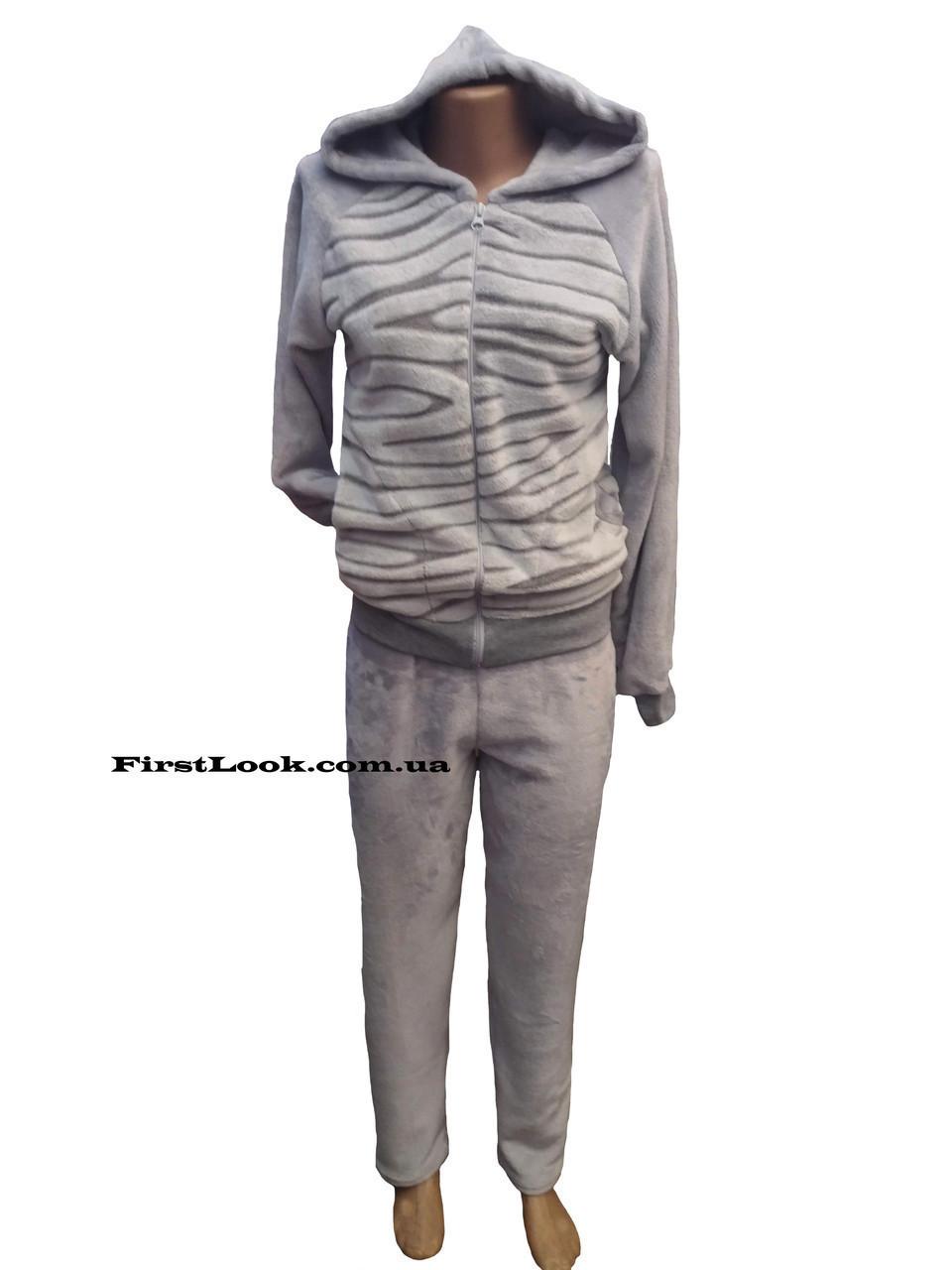 Женские махровые костюмы для дома(2XL и 3XL)