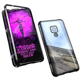 Магнитный чехол (Magnetic case) для Huawei Mate 20
