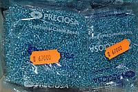67000  блестящий  светло-голубой