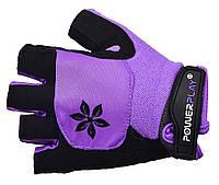 Велоперчатки PowerPlay 5284 женские