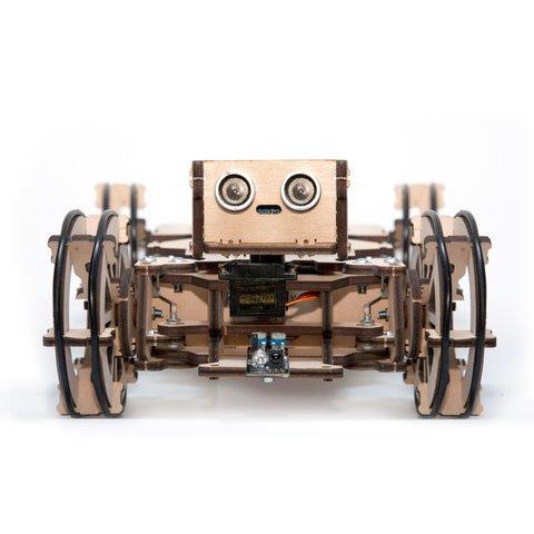 Конструктор EcoBot FRAMMY з Wi-Fi-керуванням