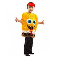 Детский костюм Спанч Боб Губка Боб для мальчика от 3 до 7 лет