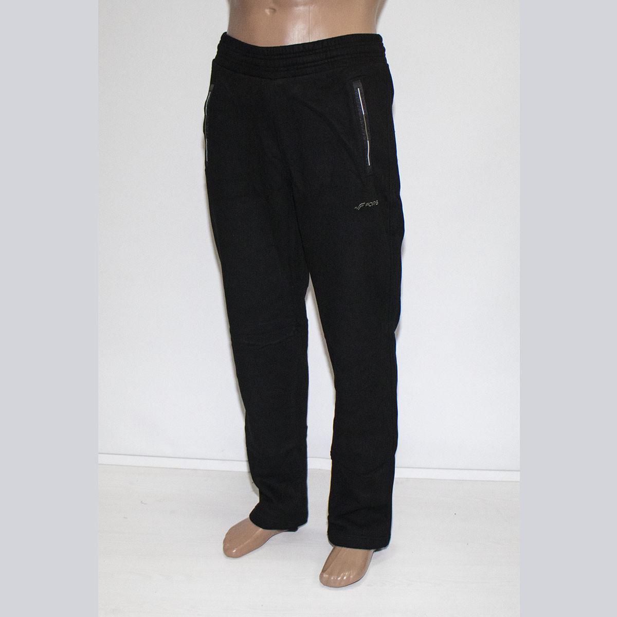 Зимние спортивные штаны на мужчин трехнитка фабрика Турция тм. FORE 1138