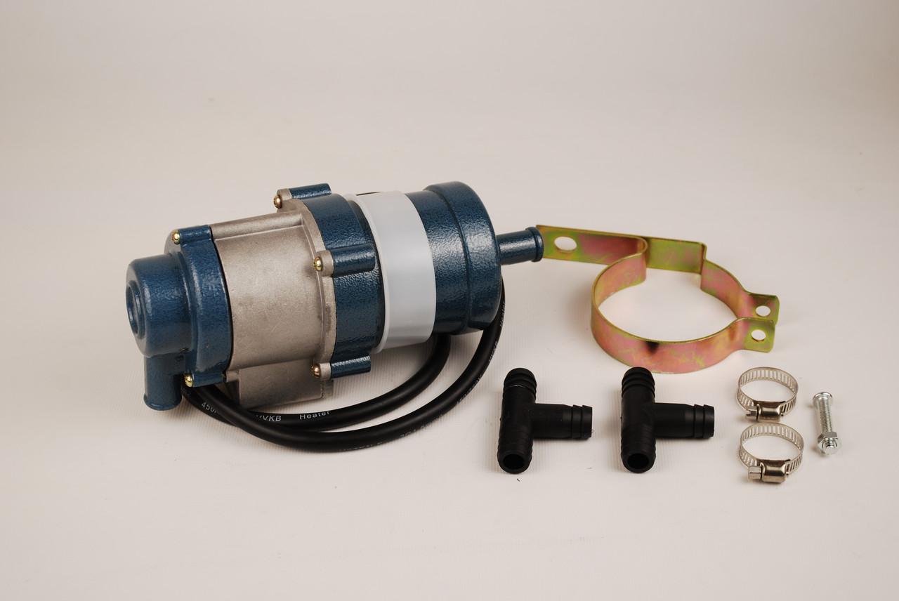 Подогреватель двигателя VVKB 2 квт,  модель Titan - P5 для автомобилей с объемом двигателя до 10 литров