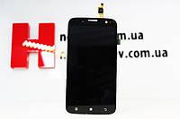 Дисплей Lenovo A859 с тачскирном черный H/C, фото 1