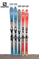 Лыжи Salomon 169