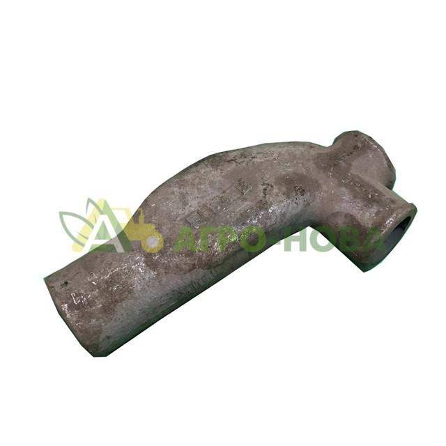 Патрубок нижнього бачка радіатора ЮМЗ (алюмінієвий)