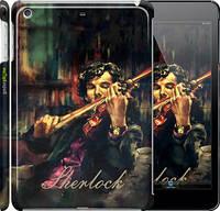 """Чехол на iPad mini Шерлок """"438c-27"""""""