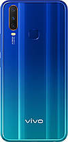 Смартфон Vivo Y15 4/64GB Aqua Blue, фото 3