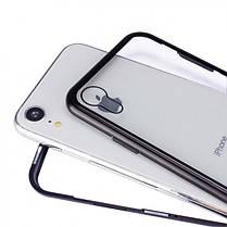 Магнитный чехол (Magnetic case) для Apple Iphone XR, фото 3