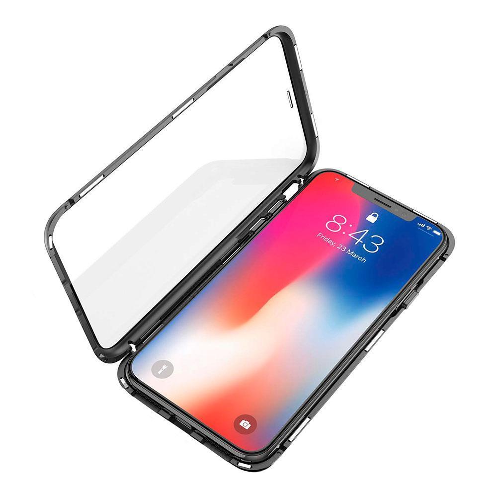 Магнитный чехол (Magnetic case) для Apple Iphone XR