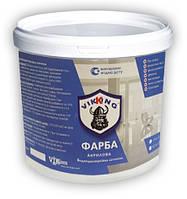 Краска акриловая воднодисперсионная латексная 1,4 кг VIKKING