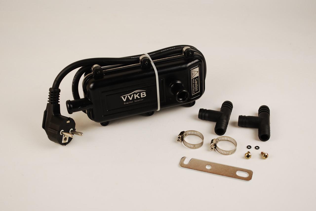 Подогреватель двигателя VVKB 2 квт, модель Титан - P3