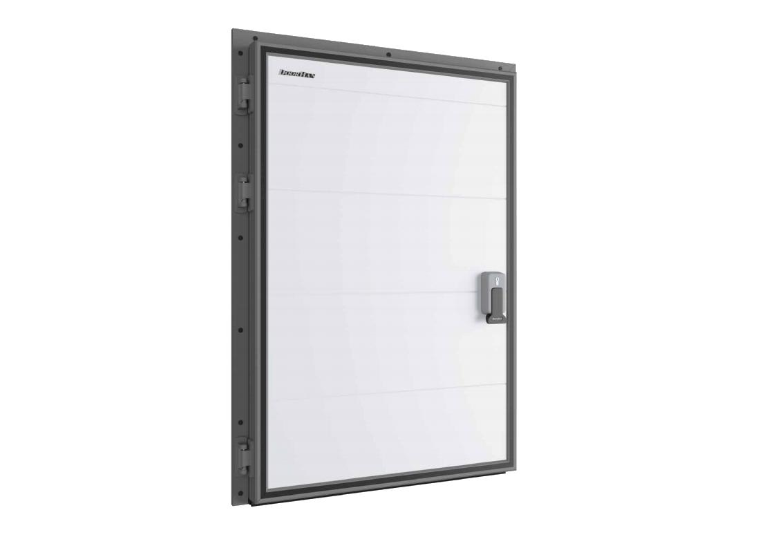 DoorHan IsoDoor IDH1 — дверь распашная для охлаждаемых помещений