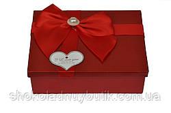 Коробка для конфет металическая