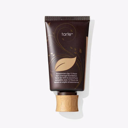 TARTE Amazonian Clay Foundation Broad Spectrum SPF 15 Sunscreen Light Medium Sand, фото 2