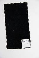 Бархат на шелке № Б 12.017, оттенки темно-синего,очень темный.
