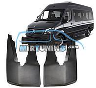 Брызговики Mercedes Sprinter 2006-2019 передние