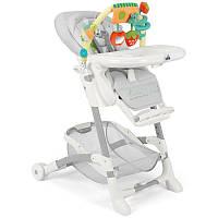 Детский стульчик для кормления CAM ISTANTE (цвет серый)