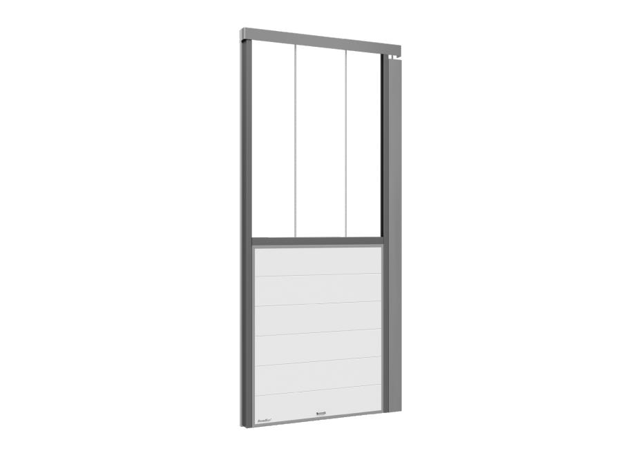 DoorHan IsoDoor IDV — дверь подъемная вертикальная для охлаждаемых помещений