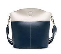 Жіноча сумка з натуральної шкіри БлуДжинс С1810, фото 1