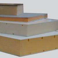 Экструзионный пенополистирол XPS ТехноНИКОЛЬ  CARBON SAND PVC  Размер 3010*600*11