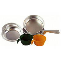 Набор посуды Highlander Party Cookset