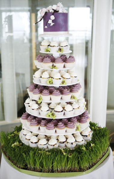 Многоярусные подставки для торта