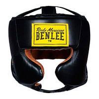 Боксерский шлем BENLEE Tyson S/M (196012/1000) Черный