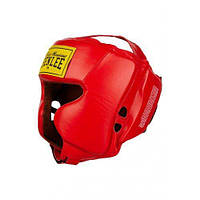 Боксерский шлем BENLEE Tyson S/M (196012/2000) Красный