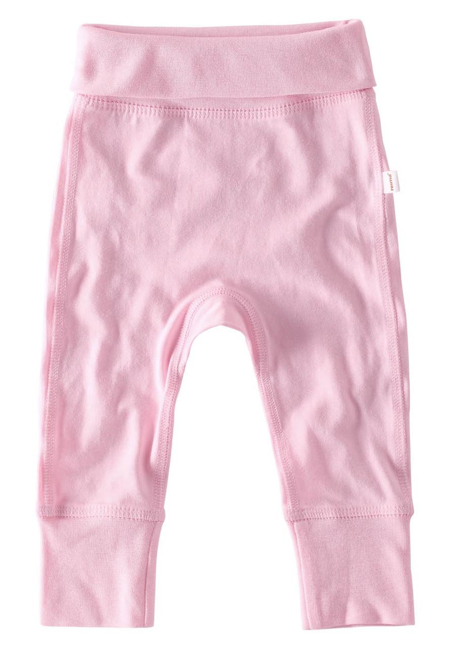 Брюки-ползунки для новорожденных Reima Sikuri светло-розовые 62/68* (516327-4010)