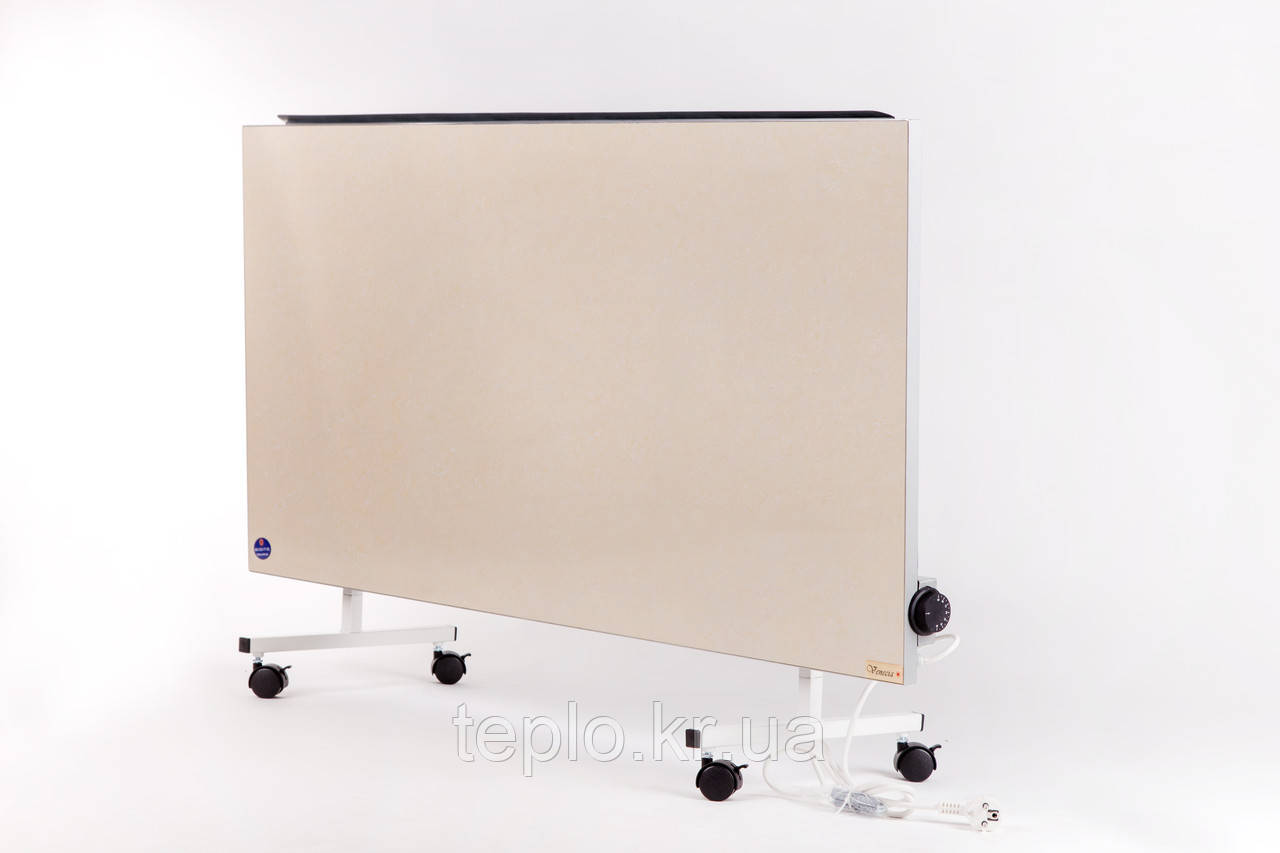 VENECIA 750w 1200х600мм Панель Керамическая Инфракрасная с встроенным механическим Термостатом