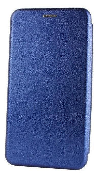 Чехол книжка для Huawei Y7 Prime 2018 Blue
