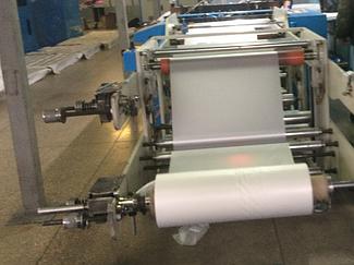 Автоматизация станка для производства ПЭ и ПП пакетов. 3