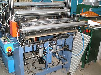 Автоматизация станка для производства ПЭ и ПП пакетов. 7