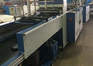 Автоматизация станка для производства ПЭ и ПП пакетов. 8