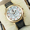 Часы мужские наручные Patek Philippe Sky Moon Black/Gold/White