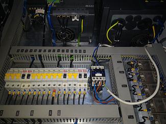 Автоматизация станка для производства ПЭ и ПП пакетов. 11