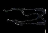 Кобура оперативная универсальная с подсумком и с гидрофобной кожи , фото 1