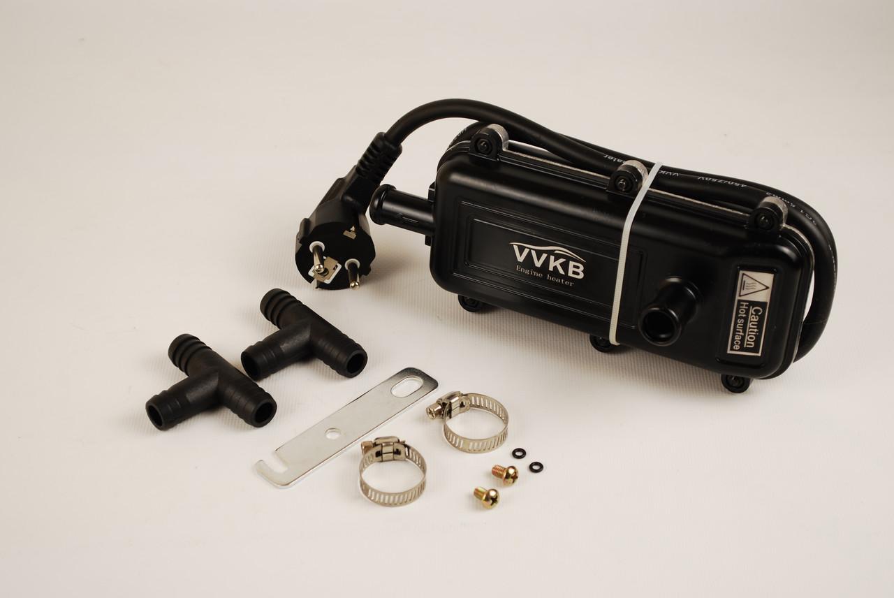 Подогреватель двигателя VVKB 2,5 квт,  модель Титан - P3