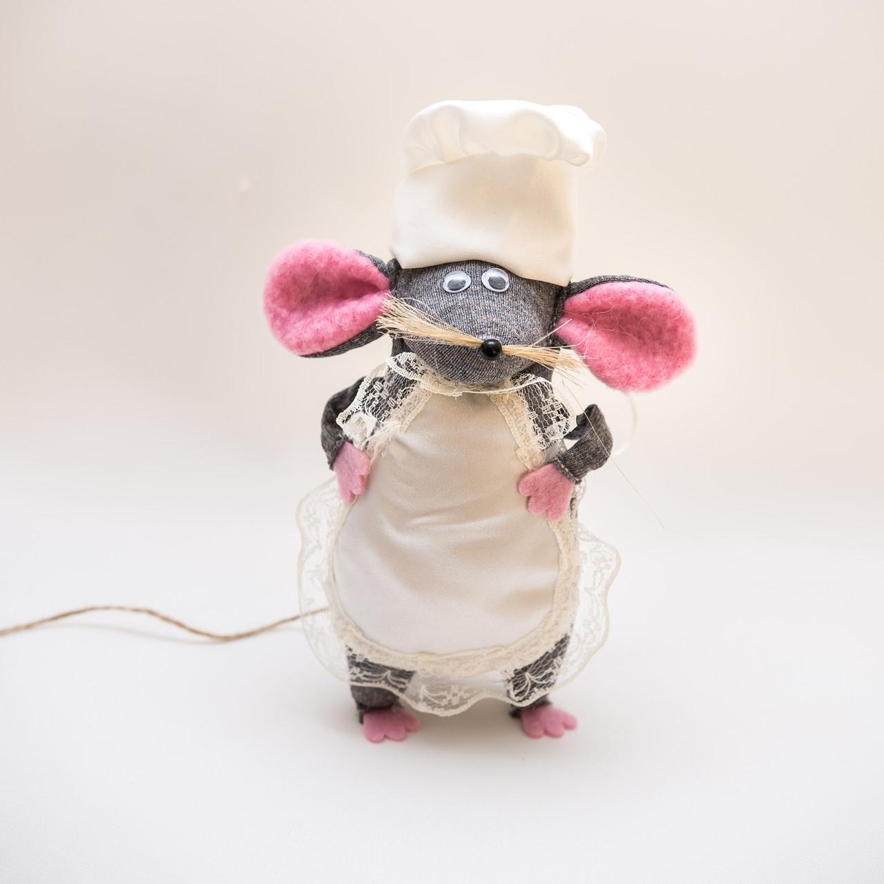 Мышка повар Рататуй