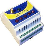 GSM РОЗЕТКА 5х5 терморегулятор с SMS управлением