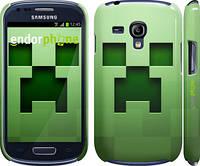 "Чехол на Samsung Galaxy S3 mini Minecraft 2 ""774c-31"""