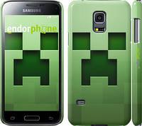 "Чехол на Samsung Galaxy S5 mini G800H Minecraft 2 ""774c-44"""