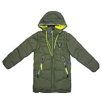Куртка для мальчика р.128-146 823