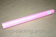 Бледно-розовая органза для упаковки цветов 50 см * 9 ярдов